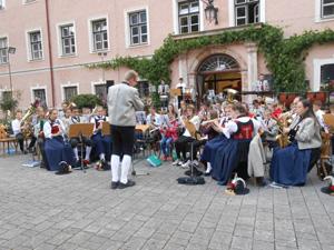 Schlosskonzert Rotholz
